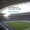 Hertha Blog im Interview
