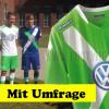 VfL Wolfsburg vor einem Wechsel von Kappa zu Nike