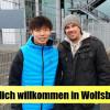 Abschlusstraining vor Dortmund: Xizhe Zhangs erster Tag beim VfL