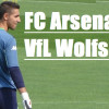 0:1 – Wölfe verlieren gegen den FC Arsenal