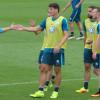 ++ Videos++  Mario Gomez zurück im Mannschaftstraining