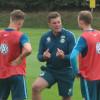 Abschlusstraining vor Hoffenheim: Ohne sechs Spieler