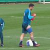 Das erste Training von Ismaël – Vieirinha bricht verletzt ab