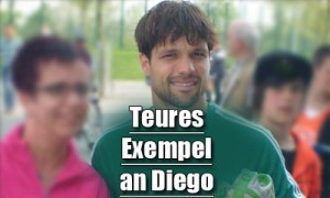 Teures Expempel an Diego