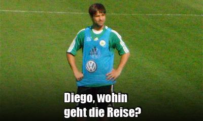Diego, wohin geht die Reise?