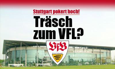 VfL Wolfsburg Gerücht - Träsch vor Wechsel?