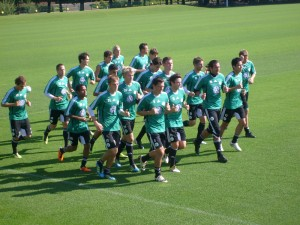 VfL Training - Laufen