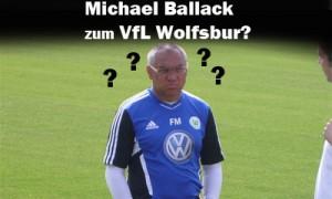 Michael Ballack zum VfL Wolfsburg