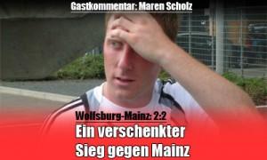 Gastkommentar Maren Scholz