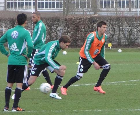 Stürmt Mario Mandzukic in der kommenden Saison wieder für den VfL?