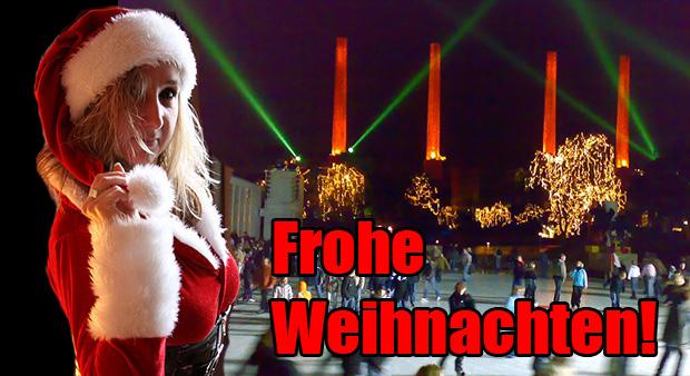Frohe Weihnachten – VfL Wolfsburg