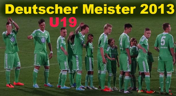 Der VfL Wolfsburg ist A-Jugend-Meister! – VfL Wolfsburg