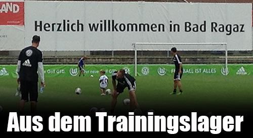 Logo-Trainingslager