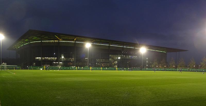 Stadion-Flutlicht