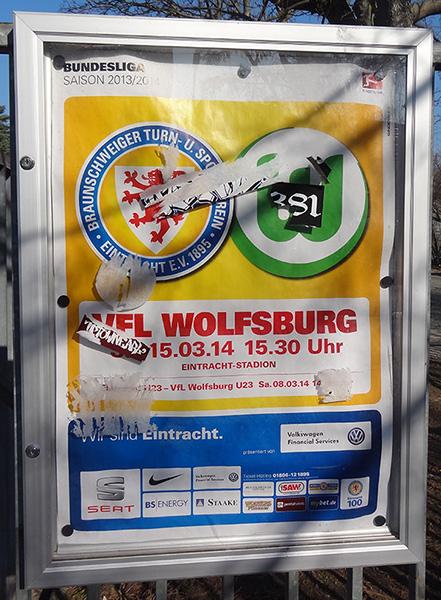 Vfl Wolfsburg Gegen Braunschweig