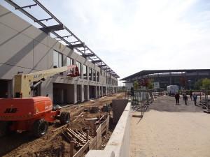 AOK-Stadion-Fanwelt