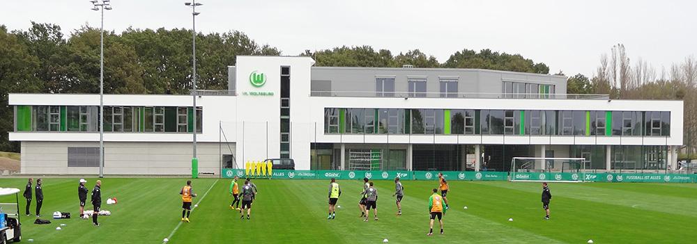 Das neue VfL-Center