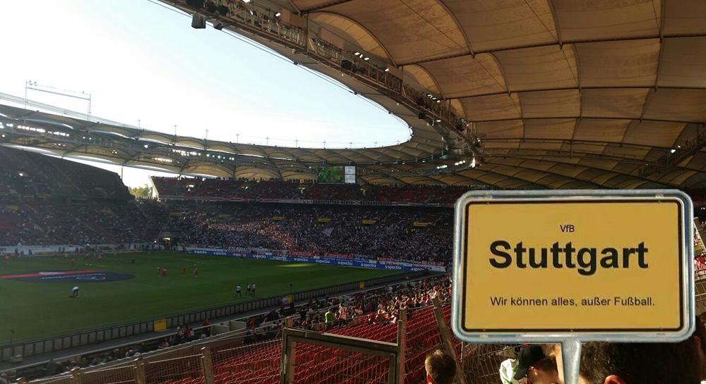 Stuttgart-Fußball