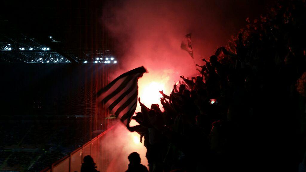 INTER-Mailand-bengalos