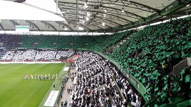 Stadion-Choreo