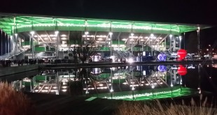 Volkswagen Arena - Stadion