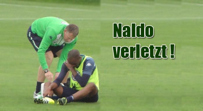 Naldo-verletzt