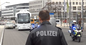 Real-Madrid-Polizei