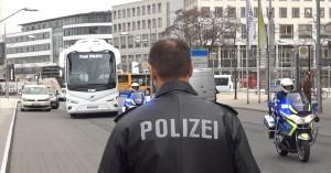 Real-Madrid-Polizei