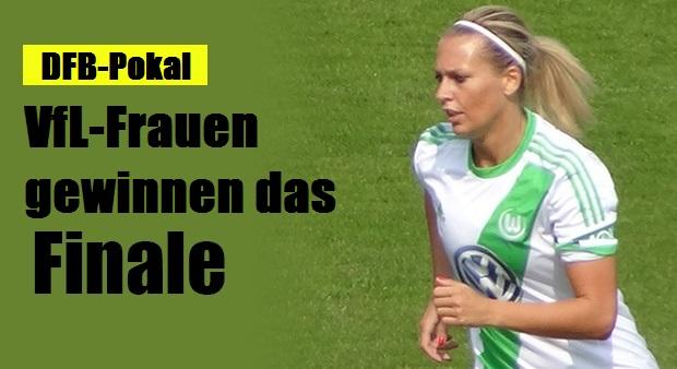 VfL-Frauen-Pokal-Sieg