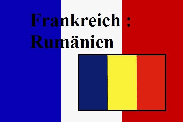 01-Frankreich-Rumänien