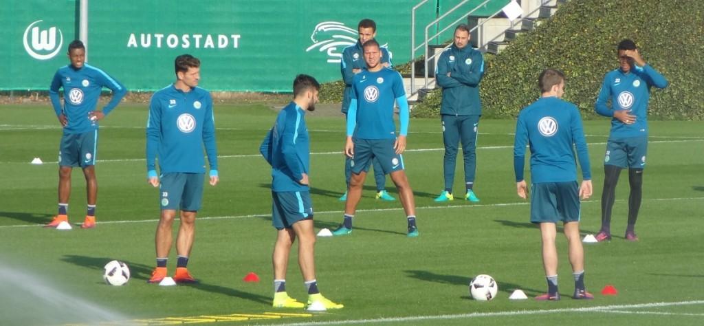 ismael-training-team