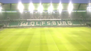 VfL Wolfsburg Training