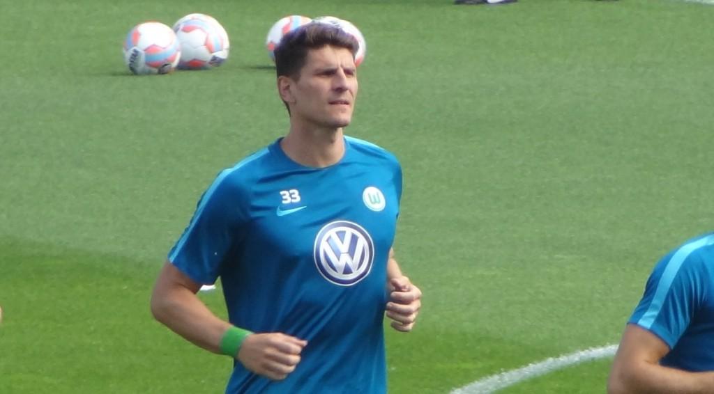 Mario-Gomez-Training