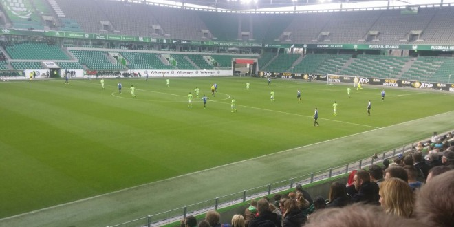 VfL Wolfsburg-Arminia-Bielefeld