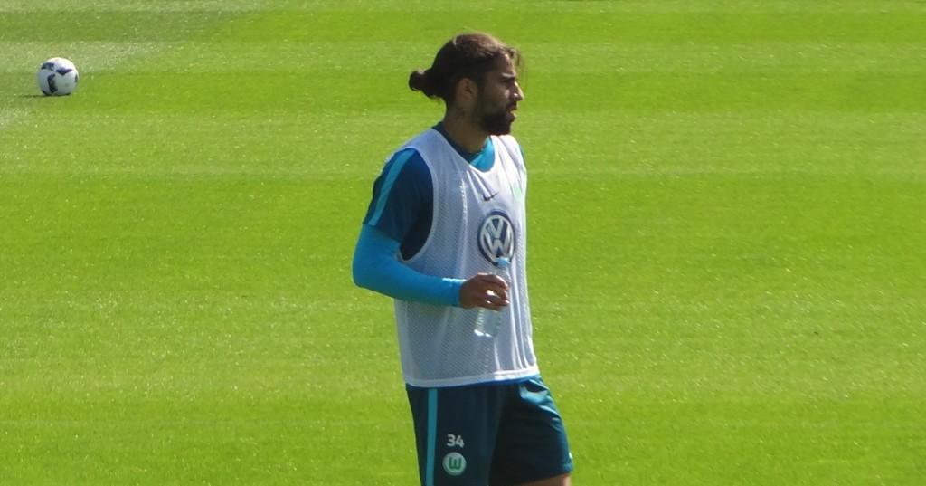 Rodriguez VfL Wolfsburg