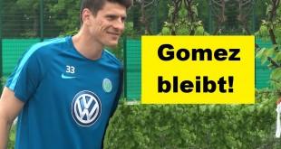 Mario Gomez beim VfL Wolfsburg