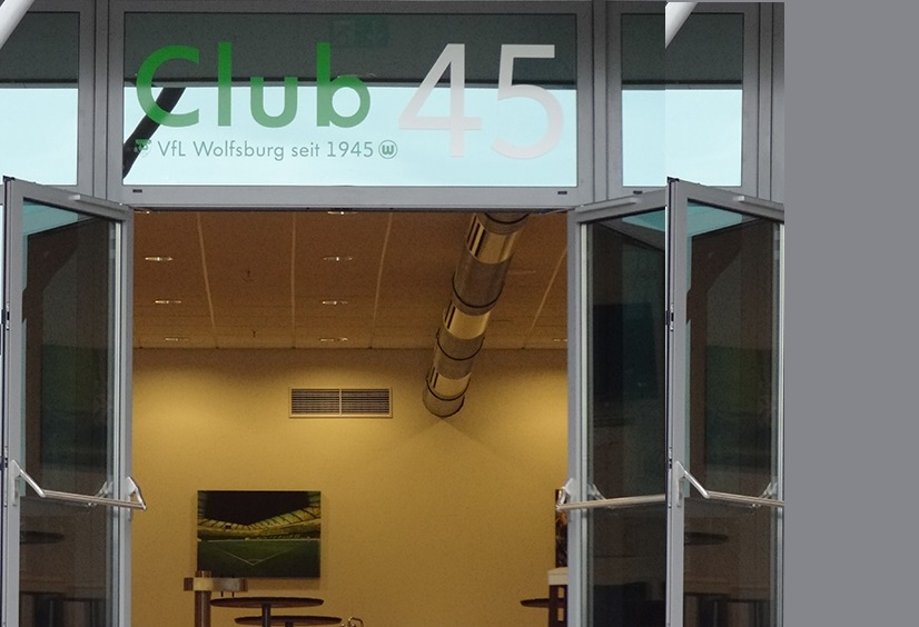 Vfl Wolfsburg Club 45