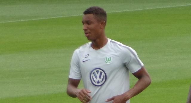 Felix Uduokhai VfL Wolfsburg