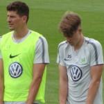 Gomez-Itter-VfL Wolfsburg