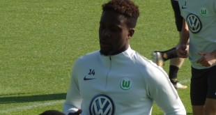Divock Origi VfL Wolfsburg 2