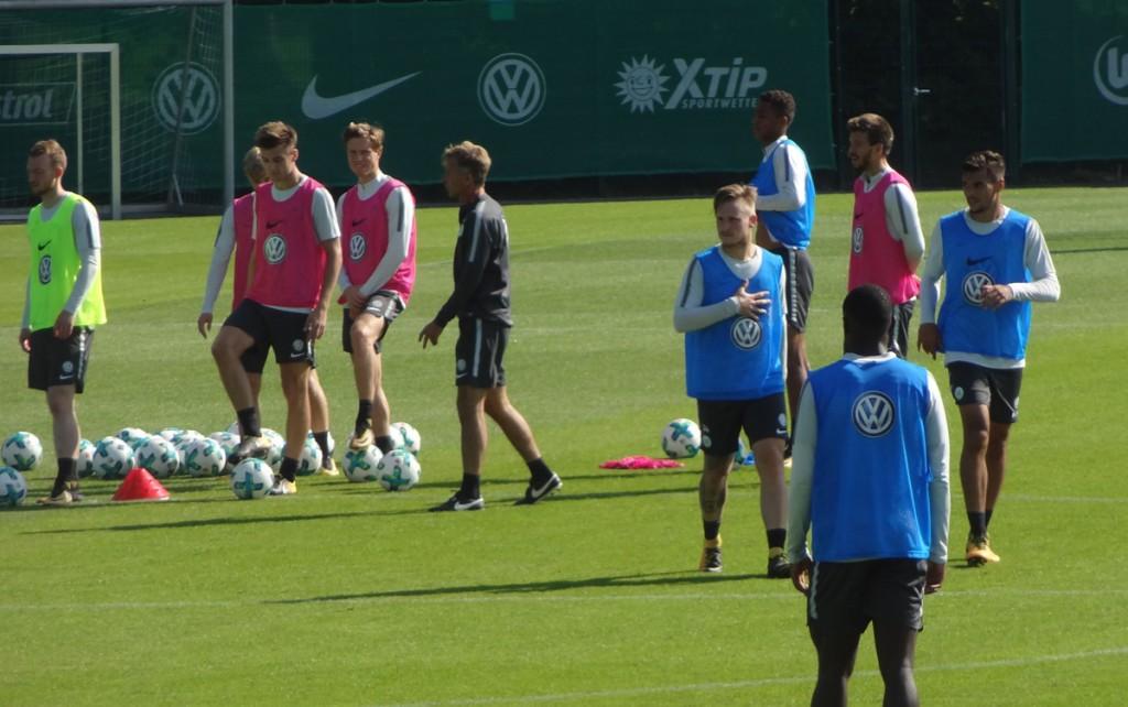 Team-VfL-Wolfsburg-Stefaniak-Training