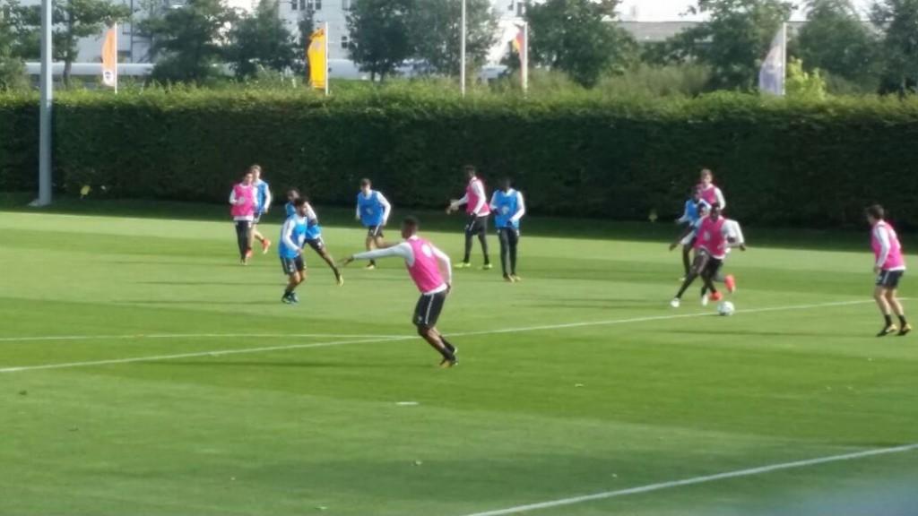 VfL Wolfsburg Training 02