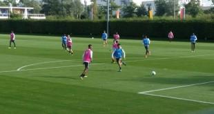 VfL Wolfsburg Training 03