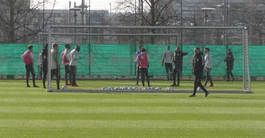 Trainingsspiel