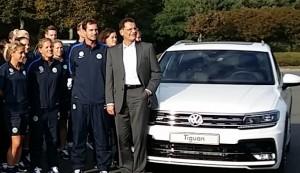 Hans-Gerd Bode VfL Wolfsburg