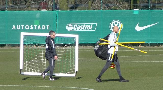 John Anthony Brooks vom VfL Wolfsburg