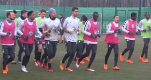 Team-Mannschaft-Laufen-VfL-Wolfsburg