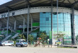 Stadion Arena VfL Wolfsburg Polizei