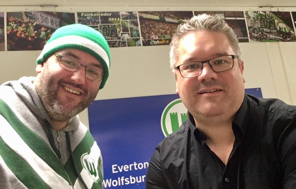 Stefan Engel Hein und Lenny Nero