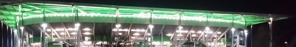 Stadion-Dach